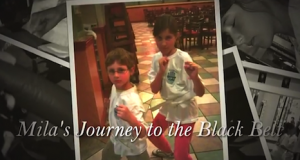 Karate Kids Journey to Black Belt