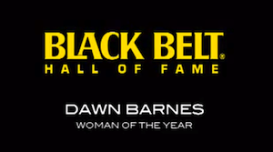 Dawn Barnes Woman of the Year