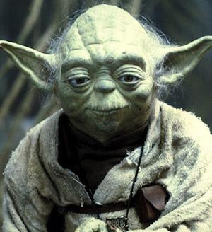 Jedi Master and Sensei Yoda