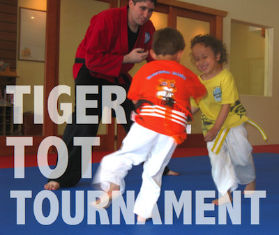 tiger tot tournament poster